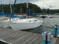 Morgan 28 Sailboat lake lanier trader 1