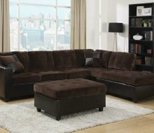 NEW Sectional Sofa (Reversible armrest) Can Deliver