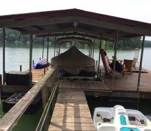 28 X 24 Boat Dock (Cumming)