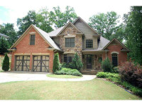 Luxurious Custom Built Craftsman Style Lake Home 1