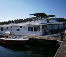 1982 59ft Lazy Days Houseboat For Sale
