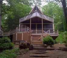 Lake Lanier Vacation Cabin for rent lanier trader 1