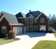 Lake Lanier Home in Gated community 1