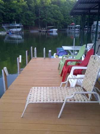 Sunset Summit is a vacation rental house on Lake Lanier in Lula, GA, close to Gainesville GA near Atlanta. It is right on the lake and can be rented for the week or weekends.