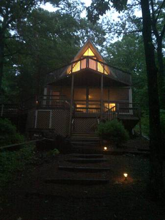 Lake Lanier Vacation Cabin For Rent 3br Laniertrader Com
