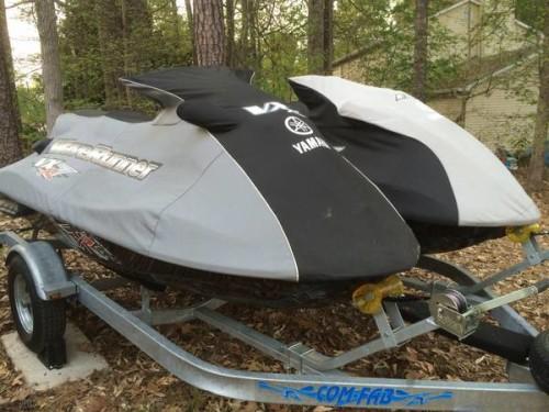 2011 Yamaha FX Cruiser & 2012 Yamaha VXR Waverunner - LanierTrader com