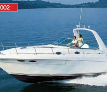 Beautiful 2002 Sea Ray 340 Sundancer 1