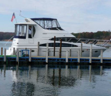Carver 396 2003 Motor Yacht Extra Low Hours 1