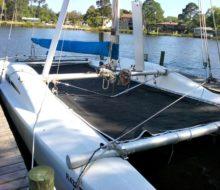2003 Reynolds 33X16 Catamaran