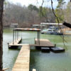 24x24 Covered Dock 1