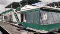 1996 Sumerset 72' Widebody Houseboat 1