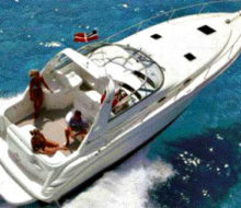 1997 Sea Ray 330 Sundancer 1