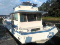 1974 36' Nauti-Line Houseboat 1