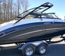 2014 Yamaha 242 Limited S 1