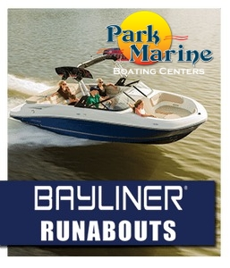 Park Marine Boating Centers Bayliner Runabouts