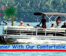 Park Marine Paradise Rental Boats 500x186