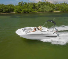 2017 Hurricane New SunSport 188 OB 2